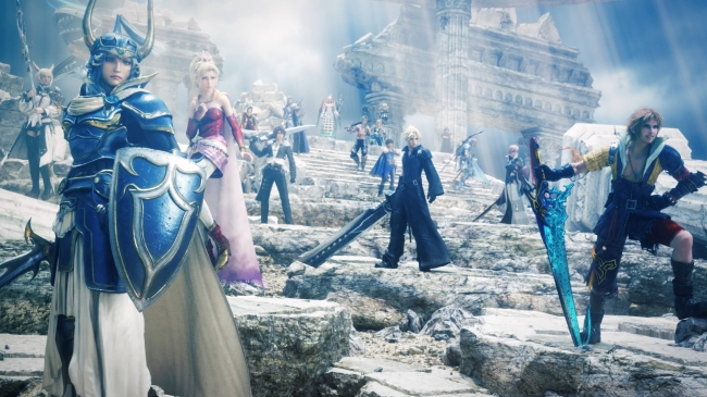 【展覧会】FINAL FANTASY 30th ANNIVERSARY EXHIBITION -別れの物語展-